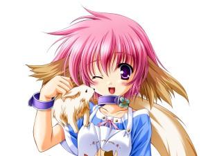 Manga Anime Girls CG 3005