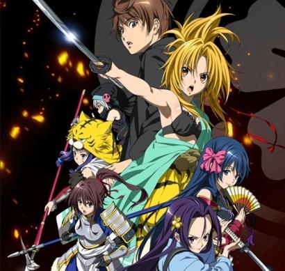 Oda Nobuna no Yabou - AnimesTk